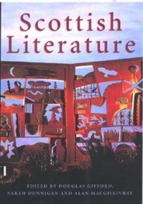Scottish Literature: In English and Scots - Scottish Language and Literature v. 1 (Paperback)