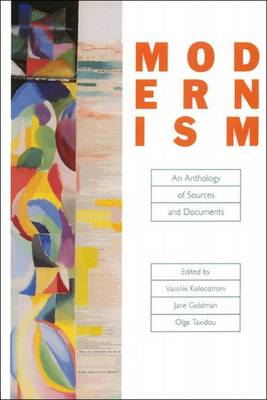 Modernism: An Anthology of Sources and Documents (Paperback)