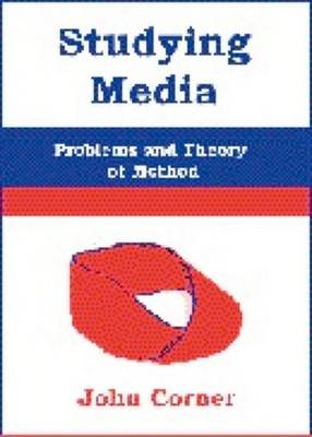 Studying Media: Problems of Theory and Method (Paperback)