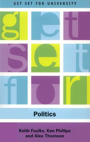 Get Set for Politics - Get Set for University (Paperback)