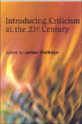Introducing Criticism at the 21st Century (Paperback)