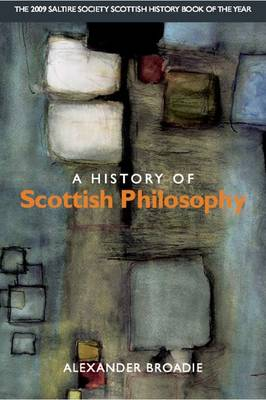 A History of Scottish Philosophy (Paperback)