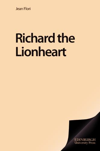 Richard the Lionheart: King and Knight (Paperback)