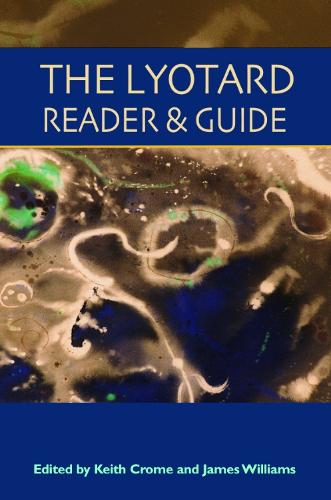 The Lyotard Reader and Guide (Paperback)