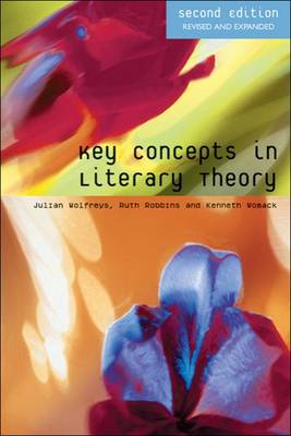 Key Concepts in Literary Theory (Paperback)