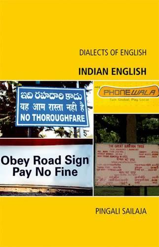 Indian English - Dialects of English (Paperback)