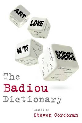 The Badiou Dictionary (Hardback)