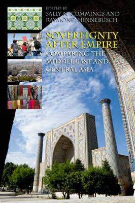 Sovereignty After Empire: Comparing the Middle East and Central Asia (Hardback)