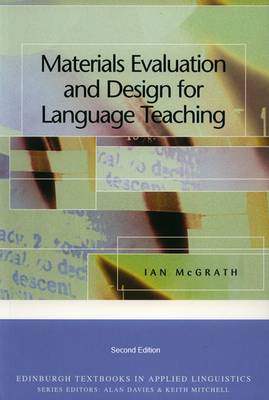 Materials Evaluation and Design for Language Teaching - Edinburgh Textbooks in Applied Linguistics (Paperback)
