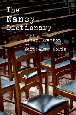 The Nancy Dictionary (Paperback)