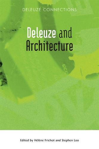 Deleuze and Architecture (Hardback)