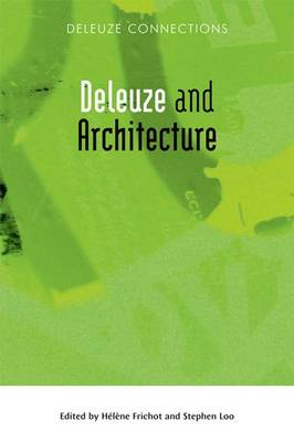 Deleuze and Architecture (Paperback)