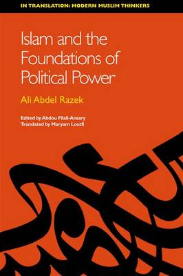 Islam and the Foundations of Political Power (Paperback)