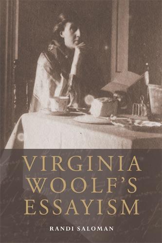 Virginia Woolf's Essayism (Paperback)