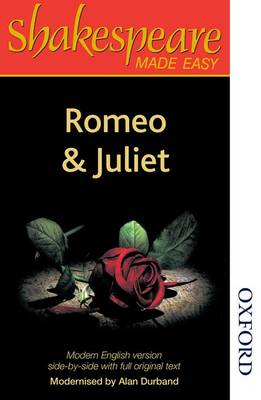 Shakespeare Made Easy: Romeo and Juliet (Paperback)