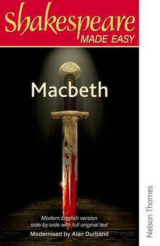 Shakespeare Made Easy: Macbeth (Paperback)