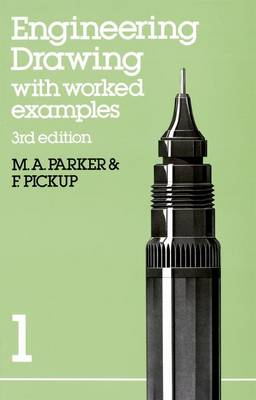 Engineering Drawing with worked examples 1 (Paperback)