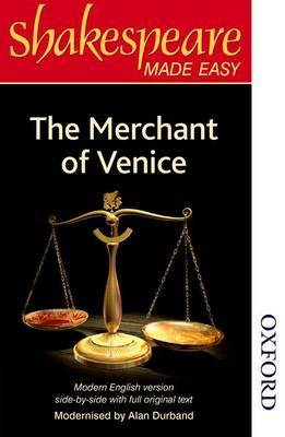 Shakespeare Made Easy: The Merchant of Venice (Paperback)