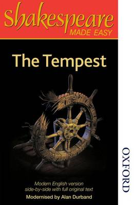 Shakespeare Made Easy: The Tempest (Paperback)