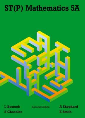 ST(P) Mathematics 5A: Bk. 5A (Paperback)