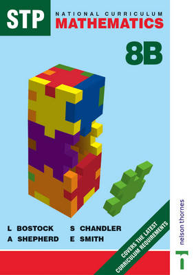STP National Curriculum Mathematics Revised Pupil Book 8B (Paperback)