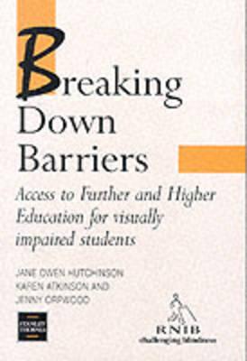 BREAKING DOWN BARRIERS (Paperback)