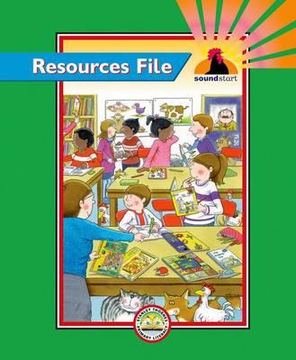 Sound Start - Teacher's Resource File