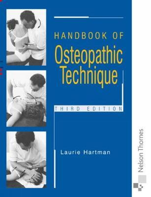 Handbook of Osteopathic Technique Third Edition (Paperback)