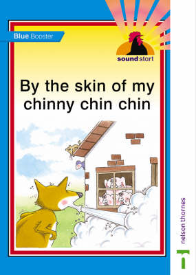 Sound Start Blue Booster - By the Skin of My Chinny Chin Chin