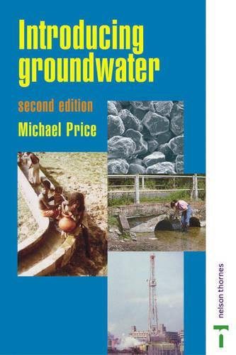 Introducing Groundwater (Paperback)