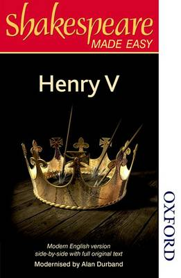 Shakespeare Made Easy: Henry V (Paperback)
