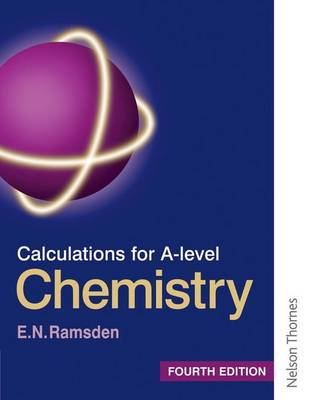 Calculations for A Level Chemistry (Paperback)