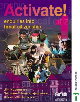 Activate! Student Book 1: Enquiries into Local Citizenship (Paperback)