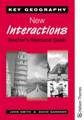 Key Geography: New Interactions Teacher's Resource Guide with CD-ROM (Paperback)
