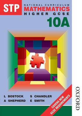 STP National Curriculum Mathematics 10A Pupil Book Revised EDN (Paperback)