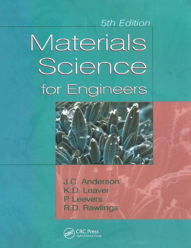 Materials Science for Engineers, 5th Edition (Paperback)