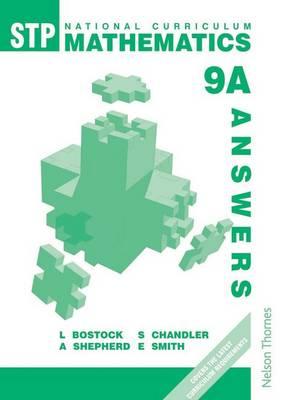 STP National Curriculum Mathematics 9A - Answer Book (Paperback)