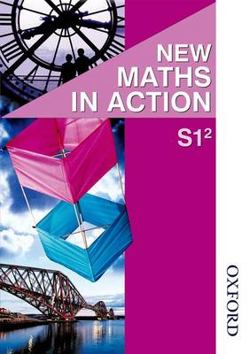 New Maths in Action S1/2 Pupil's Book (Paperback)