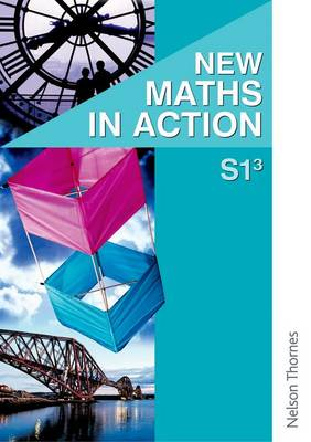 New Maths in Action S1/3 Pupil's Book (Paperback)