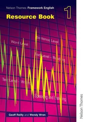 Nelson Thornes Framework English Teacher's Guide 1 (Paperback)