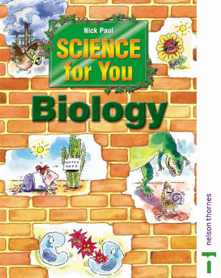 Science for You: Biology Student Book (Paperback)