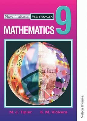 New National Framework Mathematics 9 Core Pupil's Book (Paperback)