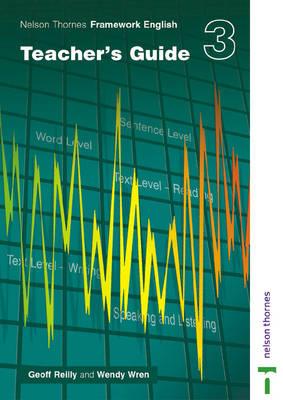 Nelson Thornes Framework English 3 Teacher's Guide (Paperback)