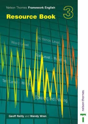 Nelson Thornes Framework English Resource Book 3 (Paperback)