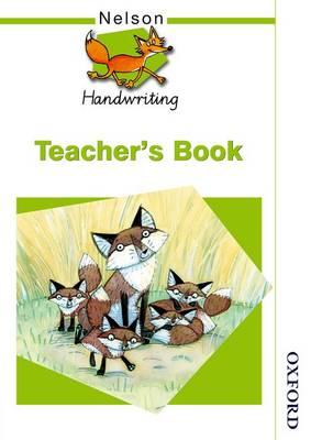 Nelson Handwriting Teacher's Book (Paperback)