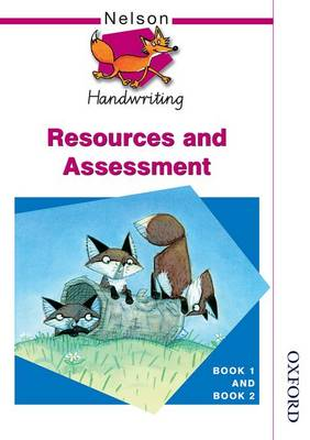 Nelson Handwriting Resources and Assessment Book 1 and Book 2 (Spiral bound)