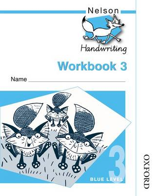 Nelson Handwriting Workbook 3 (X10) (Paperback)