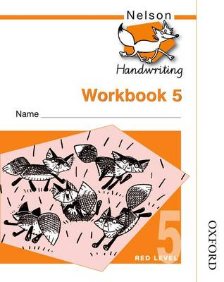Nelson Handwriting Workbook 5 (X10)