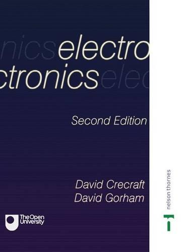 Electronics, 2nd Edition (Paperback)