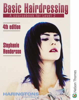 Basic Hairdressing - a Coursebook for Level 2 (Paperback)